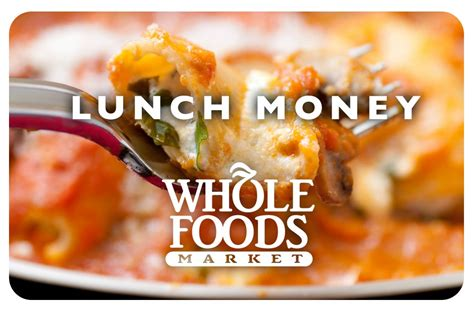 Whole Foods Free Gift Card - eating gluten free even when short on time the spring mount 6 pack