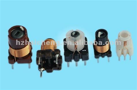 inductors working rf how do quot wire wound chip inductors quot work electrical engineering stack exchange