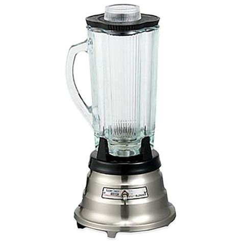 blender bed bath and beyond waring pro 174 stainless steel blender bed bath beyond