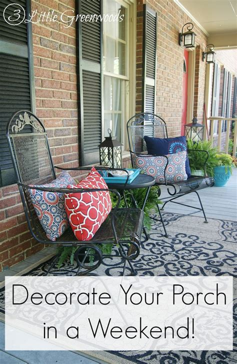 front porch decor ideas refresh your home with southern front porch decorating ideas
