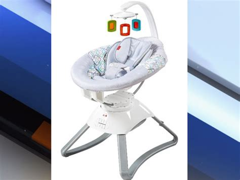 fisher price swing recalls fisher price recalls 63k infant motion seats over fire