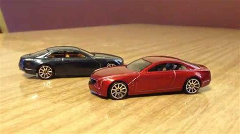 Hotwheels Cadillac Elmiraj 1 wheels 2015 recolor update cadillac elmiraj