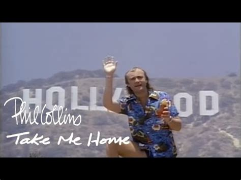 phil collins take me home official
