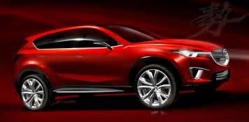 mazda minagi concept uses kodo design language photos 1