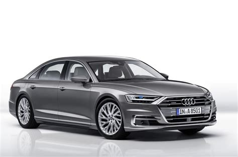 audi new model car audi a8 leads way for five new models in 2018 autocar