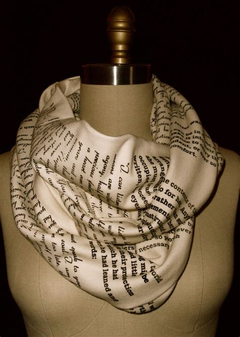 austen infinity scarf style for others