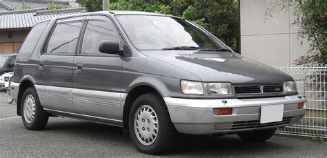 mitsubishi chariot wikipedia