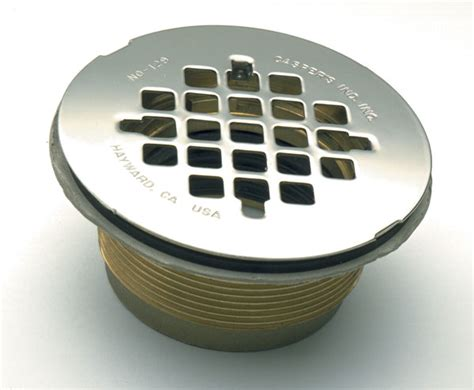 Oatey Shower Pan by Oatey Quot No Caulk Quot Drain Leaking In Shower W Acrylic Pan Terry Plumbing Remodel Diy