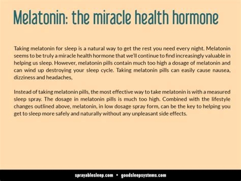 how much melatonin can i give my alternatives to melatonin pills and why pills are ineffective