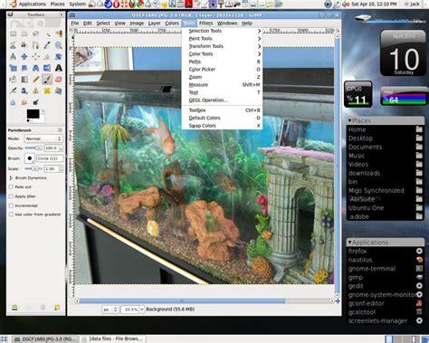 gimp   lame photo tool software linuxinsider