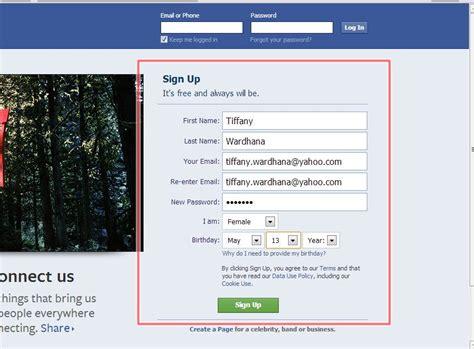 membuat facebook sekarang cara membuat facebook cara bikin akun fb saran2 com