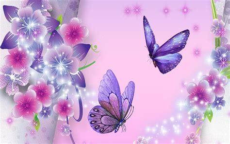 purple butterfly screensavers best free wallpaper uploaded
