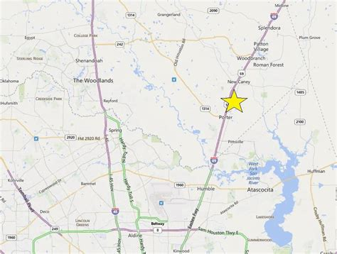 new caney texas map land for sale 22528 hastings road new caney tx 77357