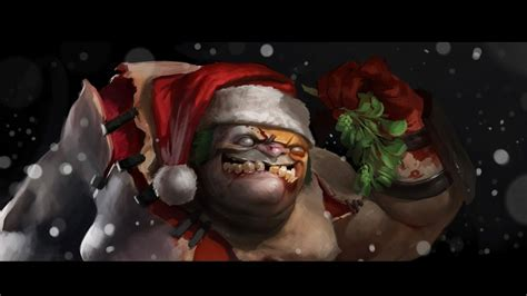 dota 2 new year wallpaper pudge happy new year wallpapers dota 2 hd wallpapers