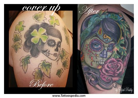 tattoo cover up designs before and after cover up tattoos