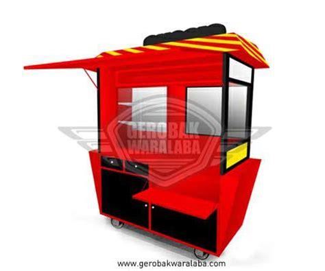 Desain Gerobak Cilok Motor | desain gerobak cilok gerobak chilok goang
