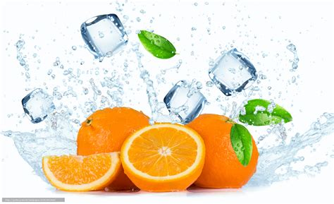 fruit y hielo wallpaper fresh fruit with water splash fruit