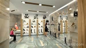 shoe boutique design rmarko