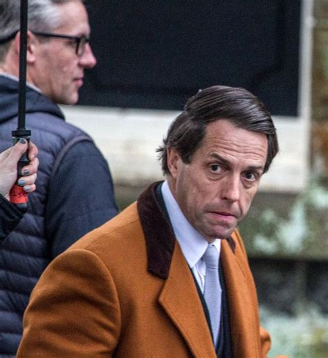 Demented Reporter Handcuffs Herself To Hugh Grant by Tangled And Real Memories Of The Day The