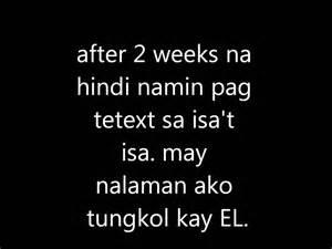 Break Letter Tagalog Tumblr tagalog sad love quotes tagalog heartbroken thoughts message saying
