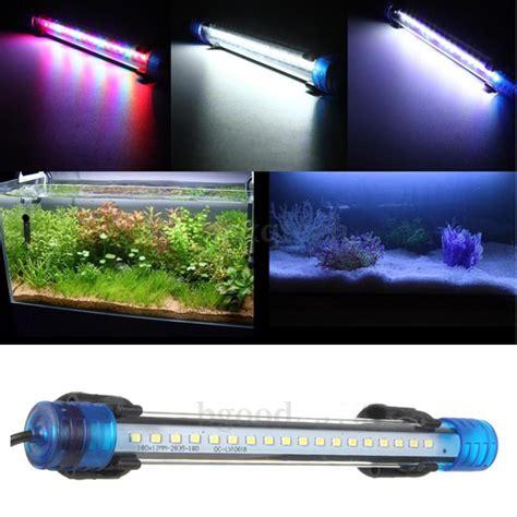 Aquarium Led Light Bar Aquarium Waterproof Led Light Bar Fish Tank Submersible Downlight Tropical Aquarium Product 4w