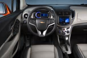 2015 chevrolet trax interior photo 5