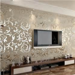 Best Wallpaper Home Decor 25 Best Ideas About Damask Living Rooms On Stencil Painting Damask Decor And Pink