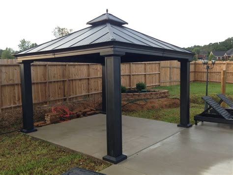 Gazebos At Royal Hardtop Gazebo Image Amazing Gazebo For Small