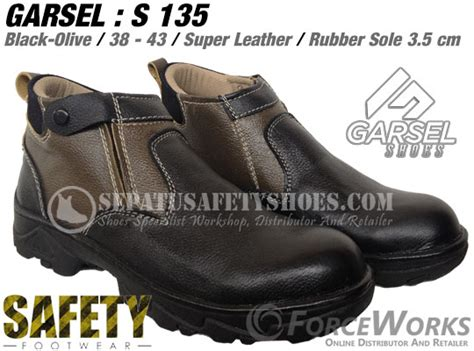 Sepatu Boot Safety Kickers Atambua Steel Toe sepatu safety safety shoes design bild