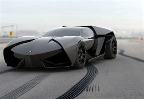Lamborghini Batmobile 2016 Lamborghini Ankonian Carsfeatured