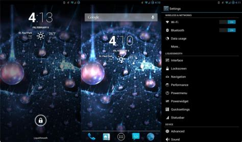 liquidsmooth themes galaxy s3 galaxy s3 i9300 receives android 4 2 2 liquidsmooth jelly