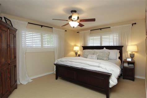 bedrooms with lights bedroom ceiling fans with lights comfortable and cheap
