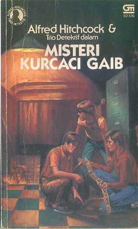 Alfred Hitchcock Trio Detektif Dalam Misteri Bisikan Mumi trio detektif alfred hitchcock and the three investigators series