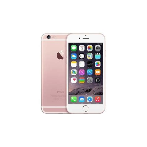 Iphone 6 Gold 64gb Fullset 1 apple iphone 6 128gb pink gold no touch id retrons