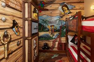 pirate room pirate sleeping area legoland fl orlando vacay