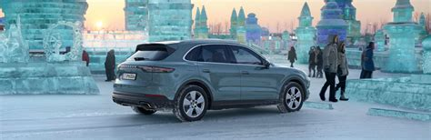 2019 Porsche Cayenne Order by 2019 Porsche Cayenne Interior Material And Color Options