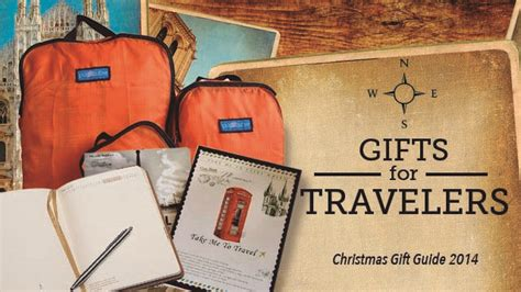 christmas gift ideas 2014 12 gifts for travelers