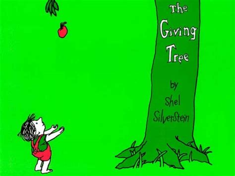 The Giving Tree 10 children s books that will teach you everything you