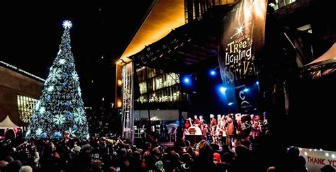 surrey tree lighting festival 2017 kicks off christmas in