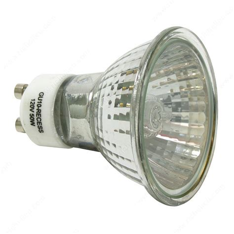 halogen gu10 replacement bulb richelieu hardware