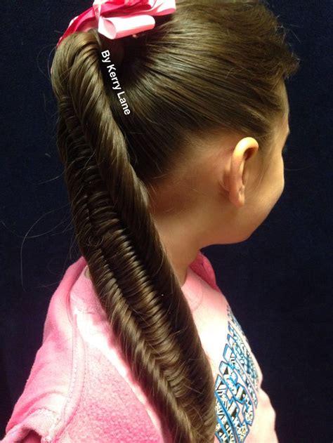 tutorial makeup natural ke kus 3 strand fishtail braid learn do teach hairstyles