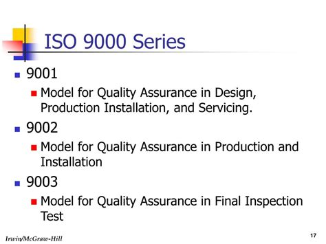design guidelines for quality assurance ppt definition total quality management powerpoint