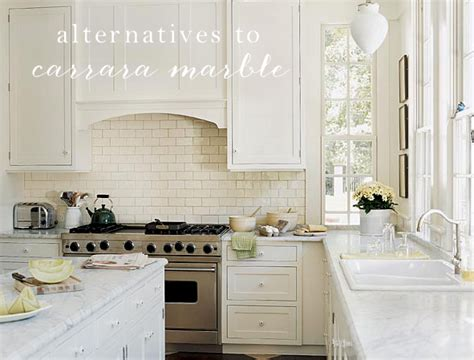 the great kitchen counter debate alternatives to carrara