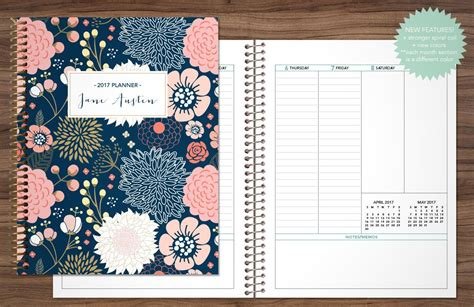 2018 2019 student planner weekly monthly academic planner august 1 2018 to july 31 2019 cute funny panda on pink planners gonna plan ebook 2018 planner custom 2018 2019 planner student planner