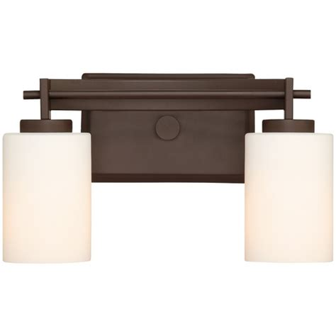 Western Bathroom Lighting Modern Bathroom Light With White Glass In Western Bronze Finish Ty8602wt Destination Lighting