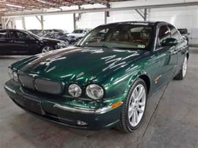 Jaguar Green Paint Sell Used 2005 Jaguar Xjr Racing Green Custom