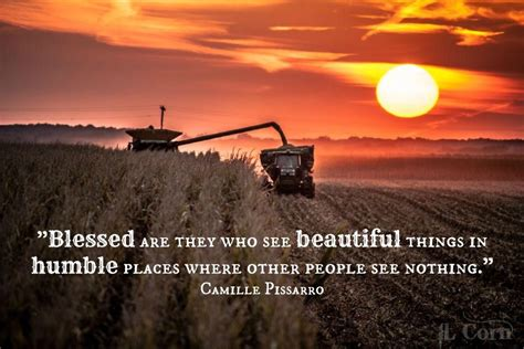 Find A Place Use A Humble Pen Quot Blessed Are They Who See Beautiful Things In Humble Places Where Other See Nothing