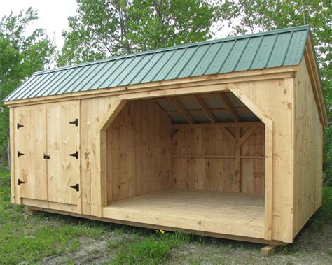 Wood Storage Shed Plans by 3 5 Cord Wood Shed And Storage Building