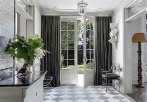 Curtains For Entrance Door 12 Front Door Curtains Ideas As An Elements Of Decoration Interior Design Inspirations