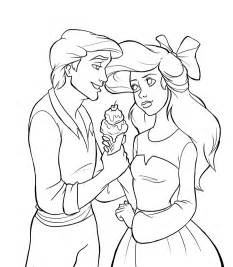 Ariel And Eric Coloring Pages Ariel Coloring Pages Best Coloring Pages For Kids by Ariel And Eric Coloring Pages